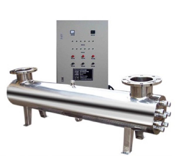 100T uv water sterilizer